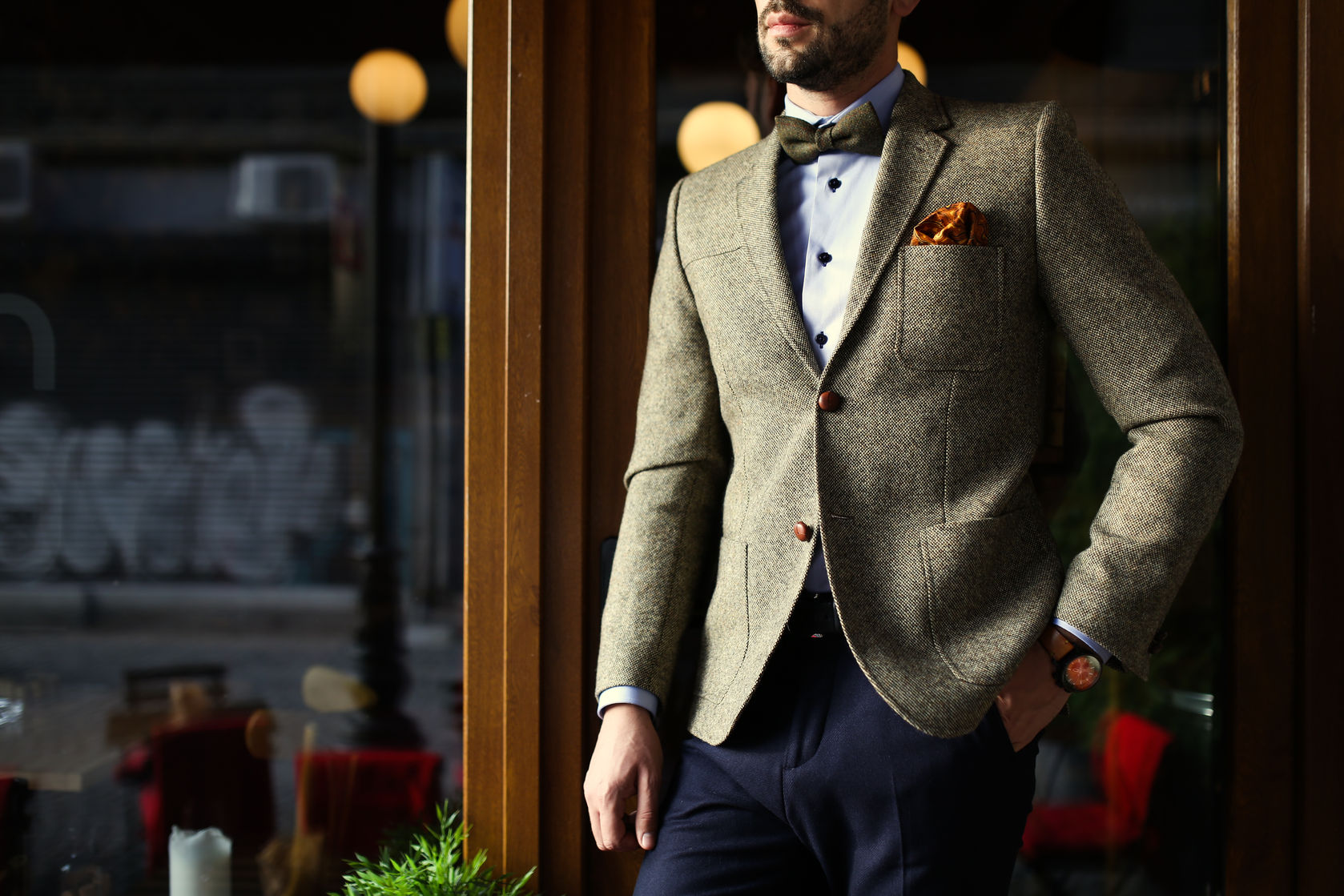 history of suit jackets