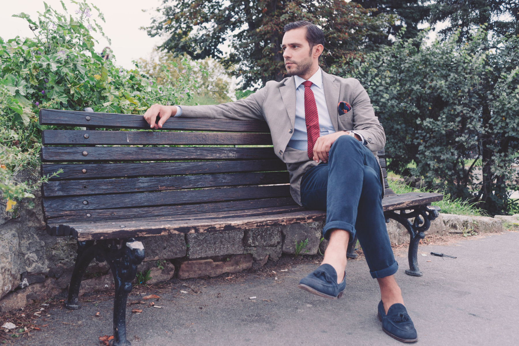 Men's Fashion Instagram Accounts We're Following