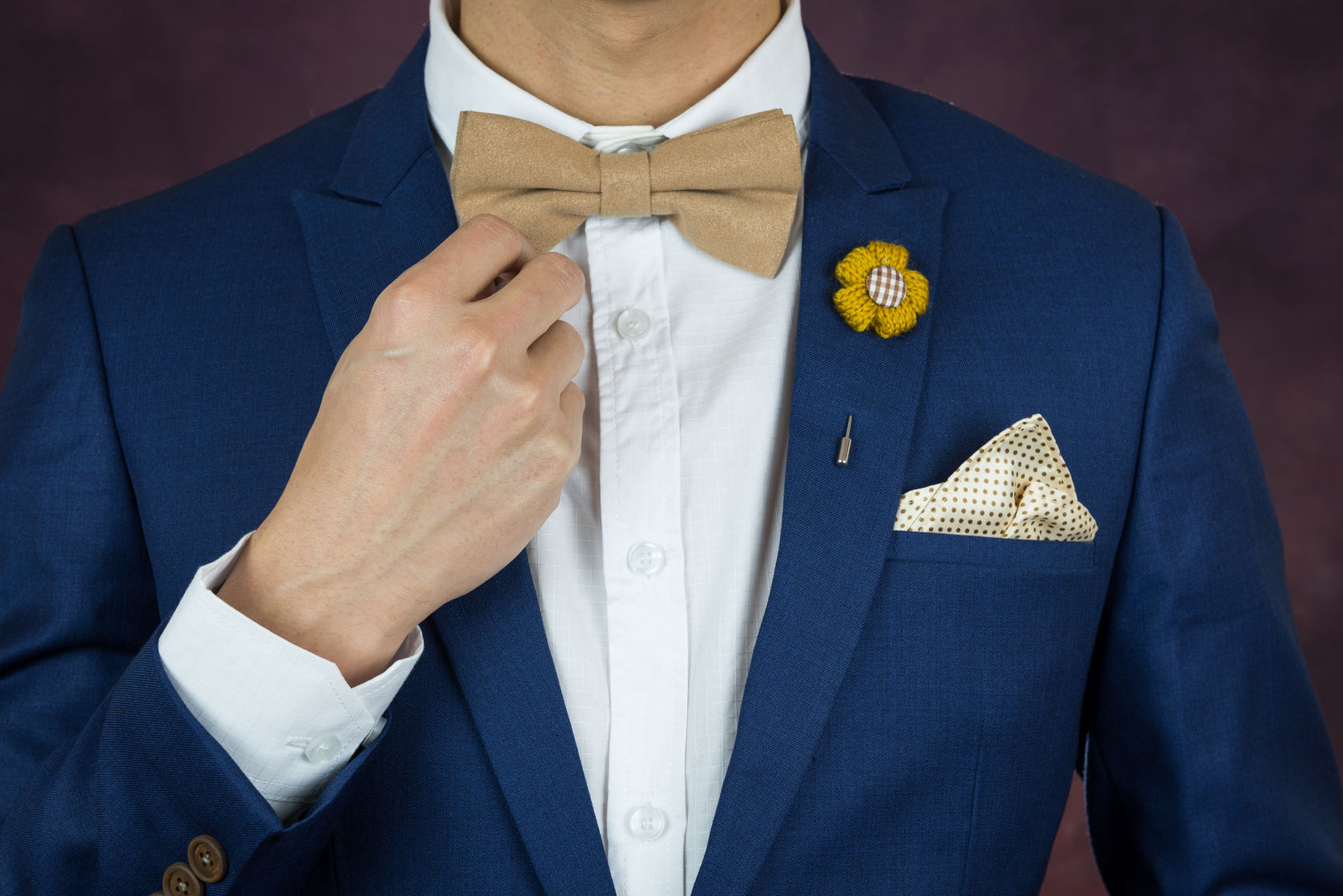 Suits with bow ties how to wear it the right way ccuart Choice Image