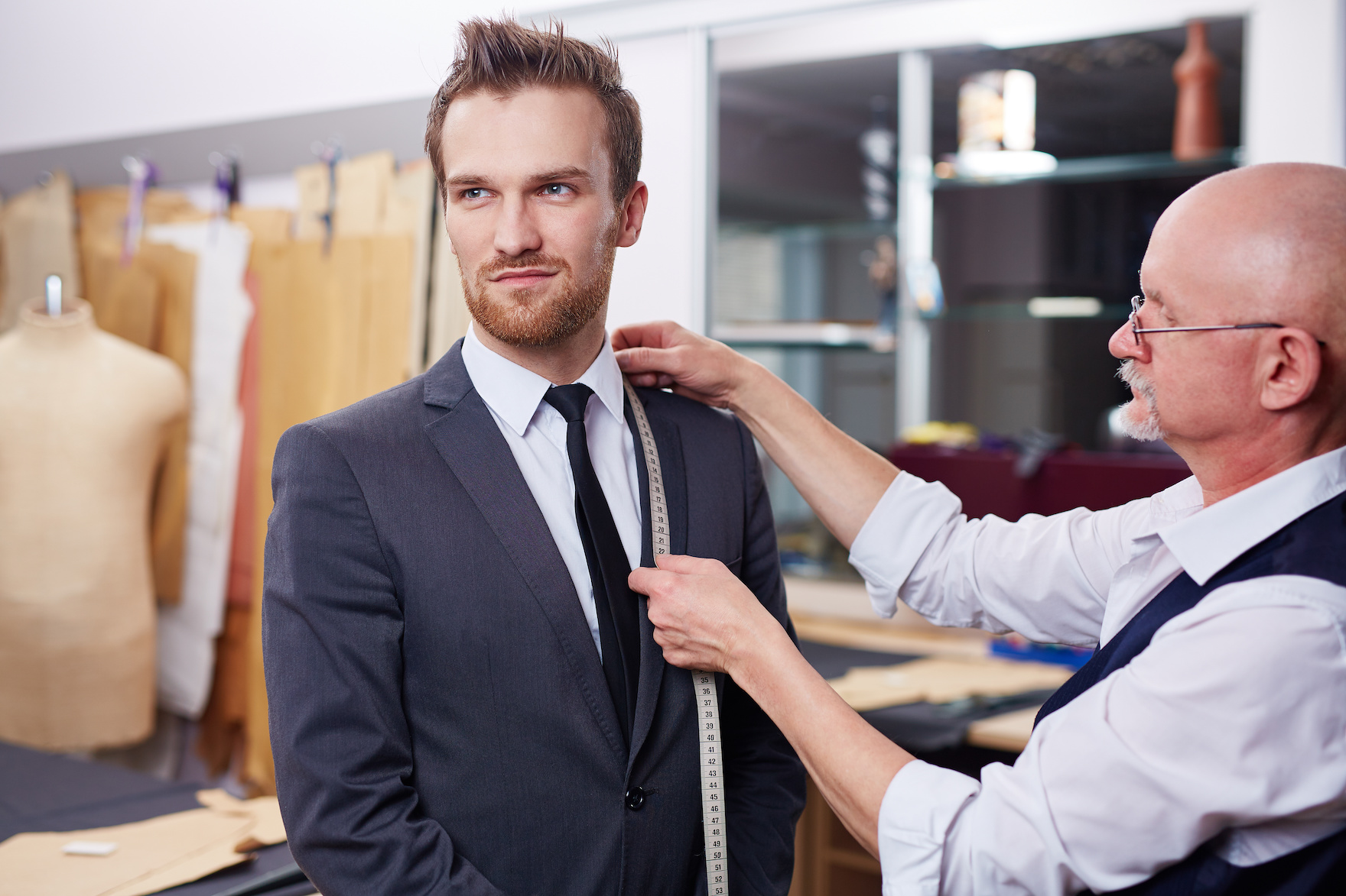 Typical Tailoring Costs: Average Costs to Tailor a Suit