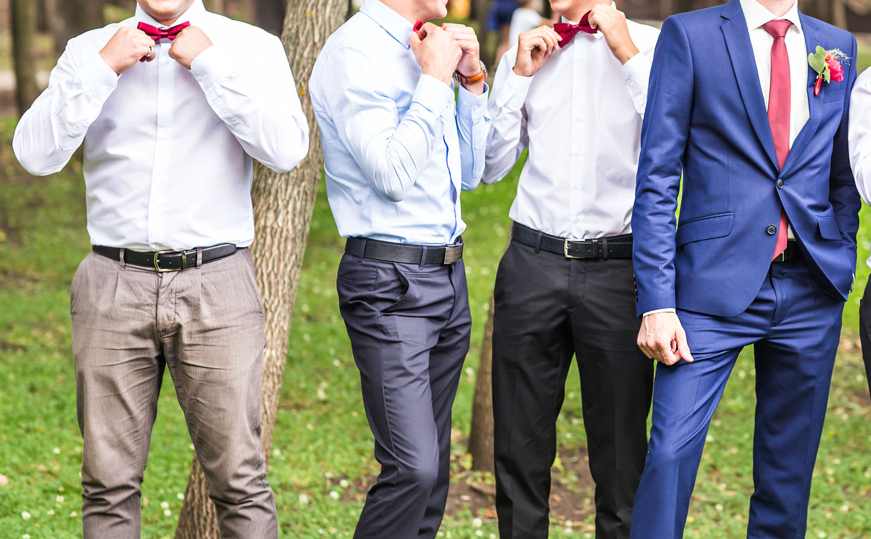Men S Summer Wedding Attire What Not To Wear