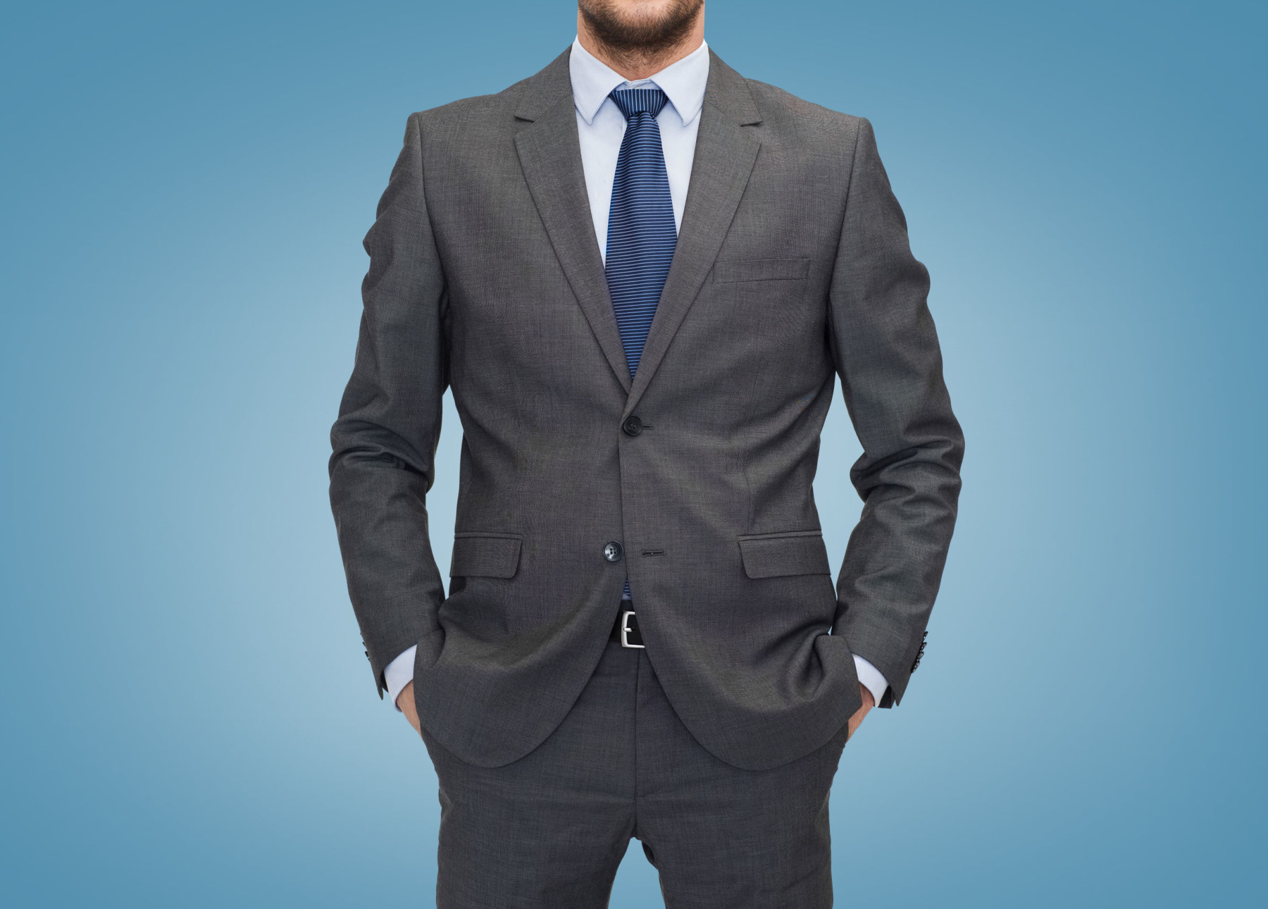 best suits for big guys