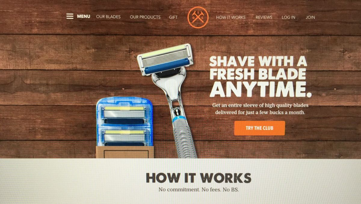 why unilever really bought dollar shave club bloomberg - 1200×630