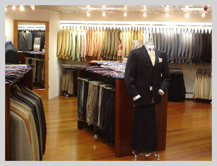 Designer Men's Clothing Websites For seasoned fashionable