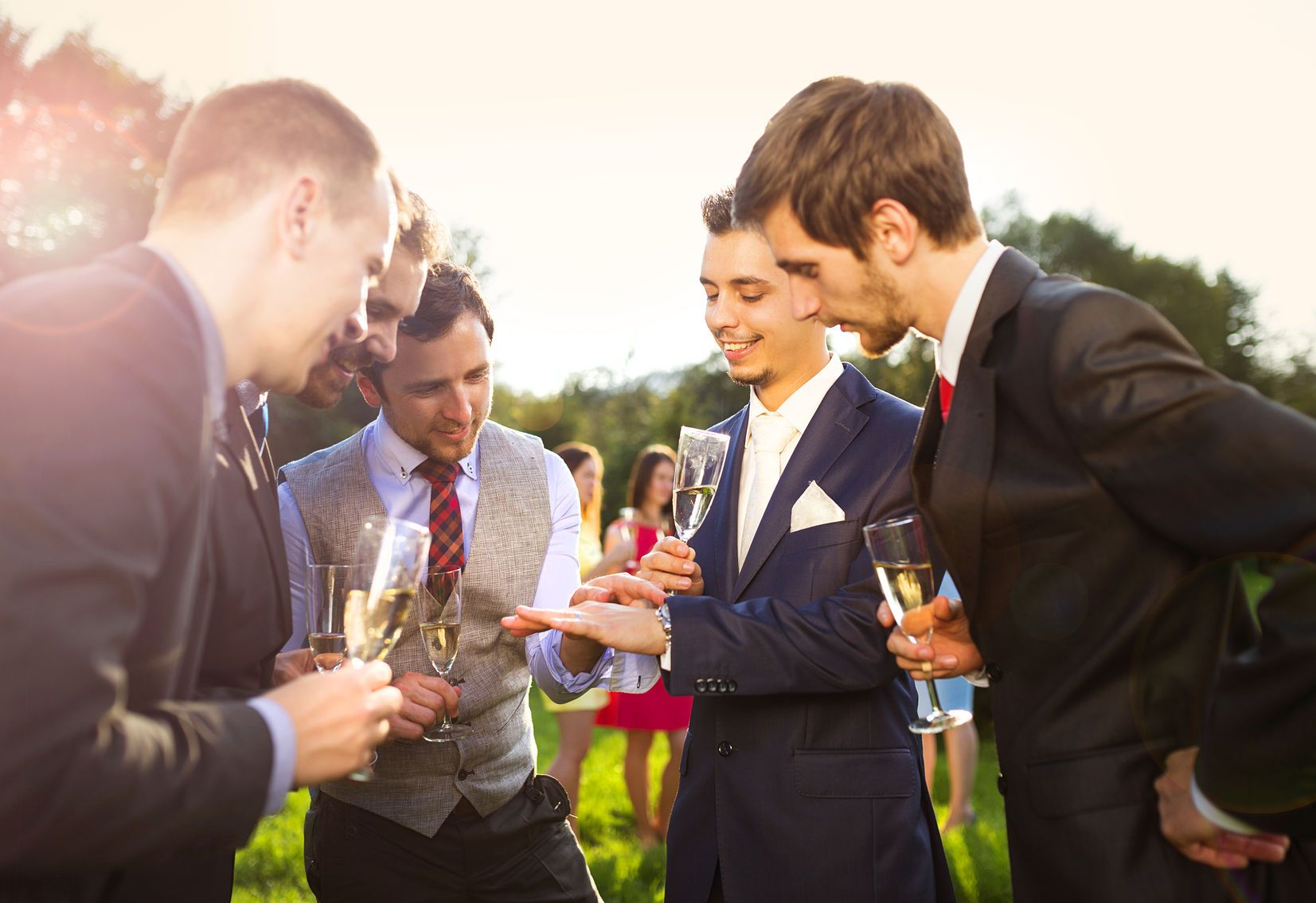Summer Wedding Attire for Men: The Ultimate Guide