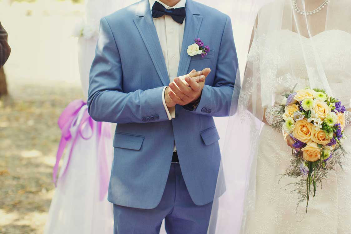 Best Wedding Suits for Men in 2015
