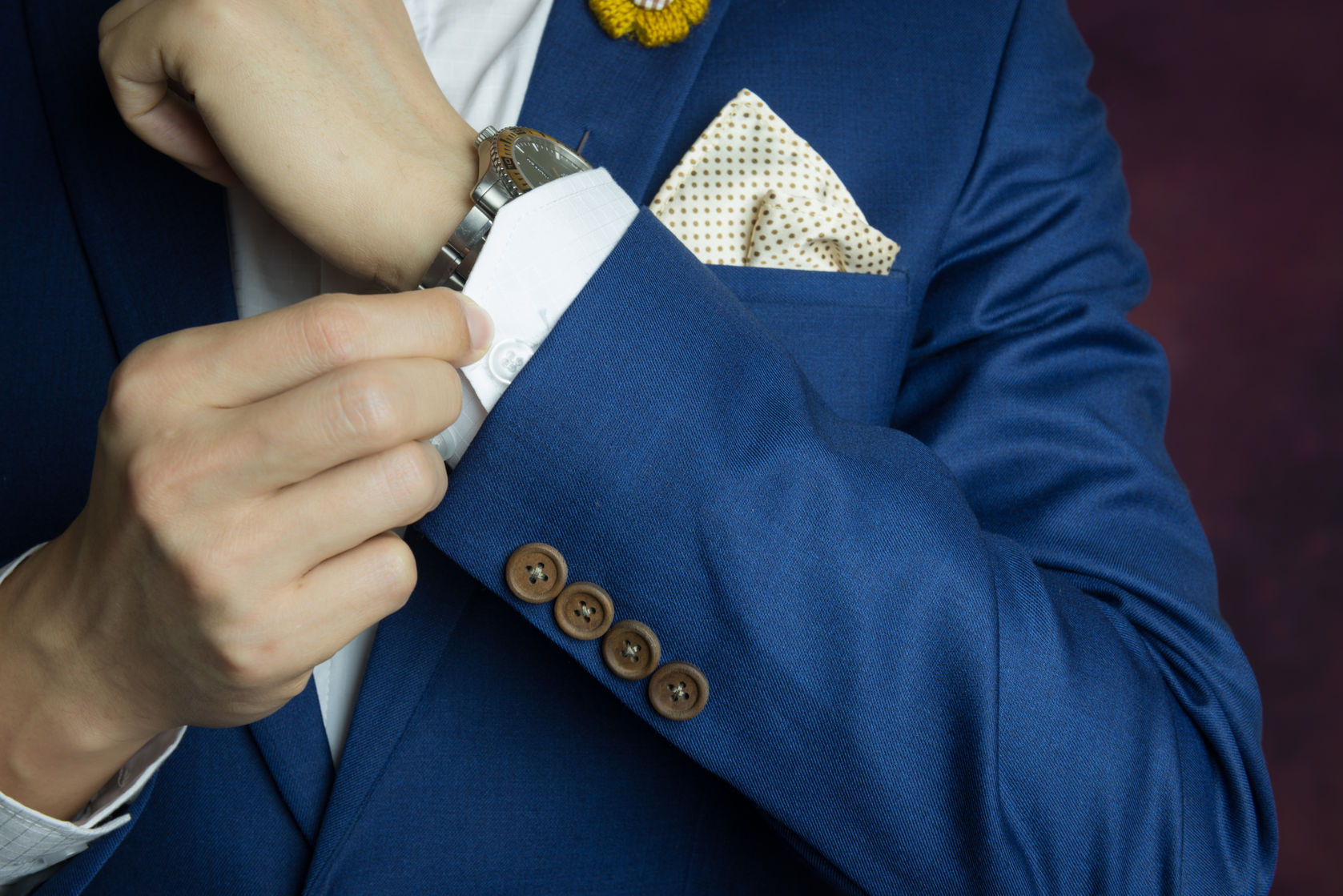 The Complete Beginner's Guide: Best Wedding Suits for Men