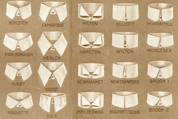 Shirt collar styles for summer 2014 must see for Different types of dress shirt collars