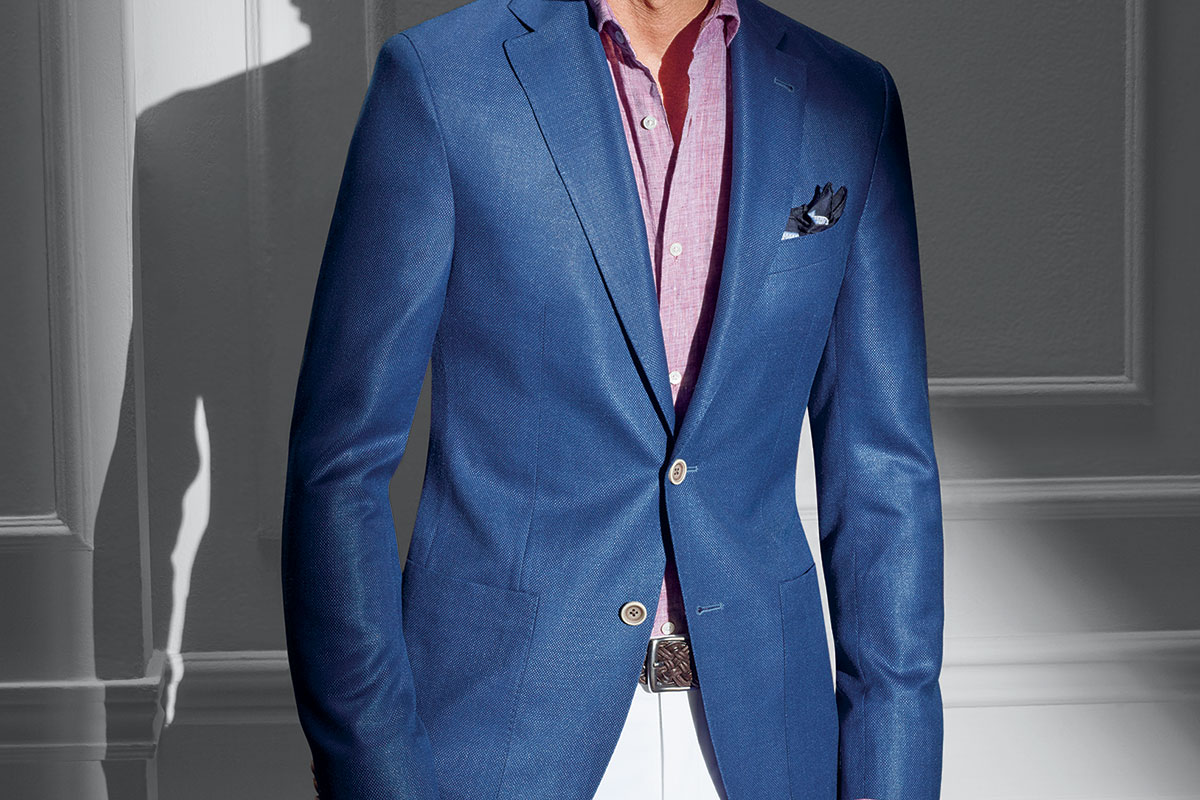 Jack Victor Suits: Spring/Summer Suits 2017 Review
