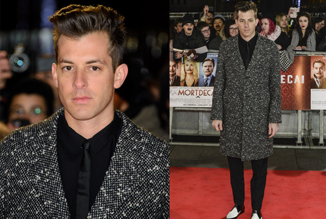 Celebrity Spotlight: How to Nail the Mark Ronson Style