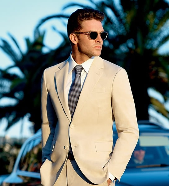 3 Beachwear Outfits for Men in Style Down the Jersey Shore 7ac41a82021e