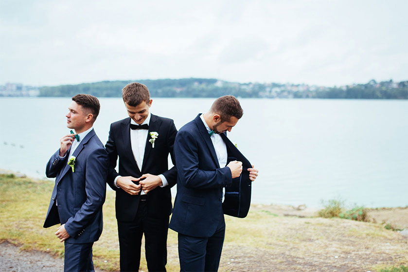 What's Proper Wedding Attire for Men?